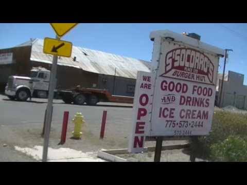 Nevada Adventures - Day 6 - Tonopah to Hawthorne