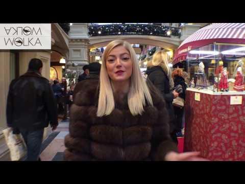 Видеоблог WOLKA (2): ГУМ