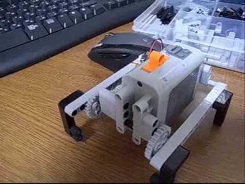 Lego Technic Power Function Battery Box Robot & Lego Technic Power Function Battery Box Robot - YouTube Aboutintivar.Com