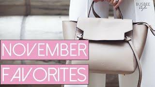 November Favorites   Tips on Shopping for Luxury Bags