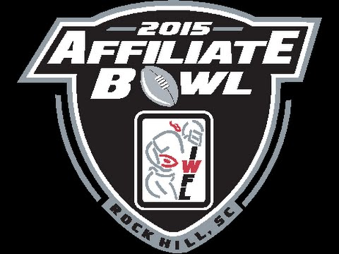 2015 Affiliate Bowl - Detroit Pride vs San Antonio Regulators
