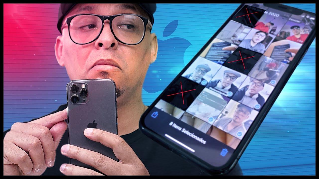 Como ESCONDER / OCULTAR FOTOS e VÍDEOS em qualquer IPHONE ou IPAD!