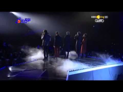 [HD] 130213 B.A.P Rain Sound+No Mercy @ 2nd Gaon Chart K-POP Awards
