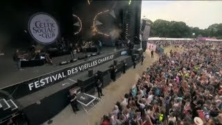 THE CELTIC SOCIAL CLUB  Rose in the Heather  live @ Vieilles Charrues 2014 m4v
