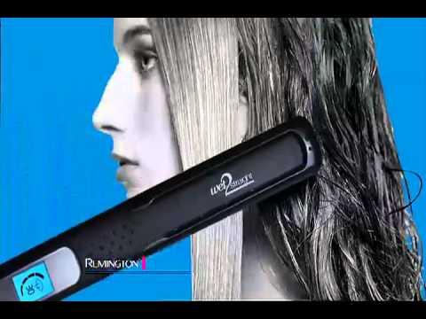 Remington Wet 2 Straight Dry Ceramic Hair Straightening