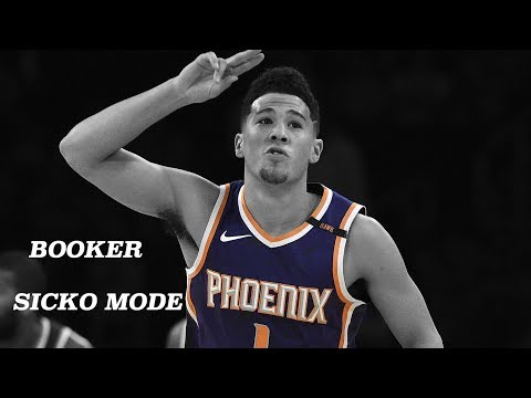 "NBA- Devin Booker Mix|""Sicko Mode"""