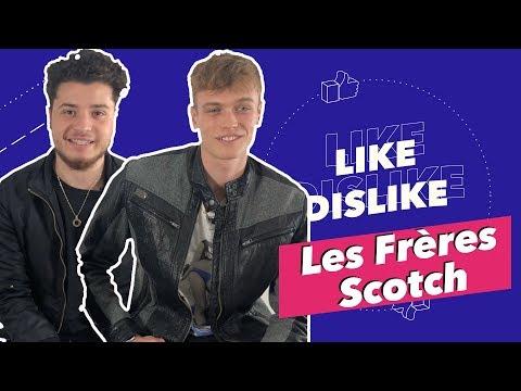 Youtube: Les Frères Scotch – Like & Dislike avec 2Zer, Neptune, Un téléphone et de la Philo💡☎️