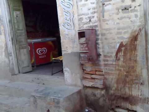 Diplo (few kilometers from Indian border) - bazaar on Sunday - Fasih, Adeel & Ayaz