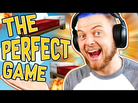 THE PERFECT GAME OF BEDWARS!! W/AshDubh