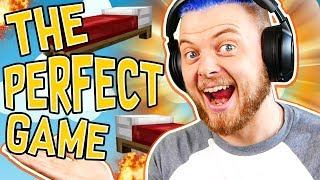 THE PERFECT GAME OF BEDWARS!! W/AshDubh thumbnail
