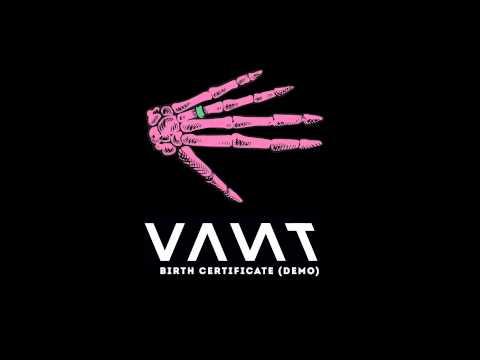 VANT - BIRTH CERTIFICATE (DEMO)