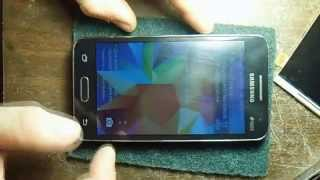 Samsung Galaxy Core2 G355 - Замена экрана и тачскрина