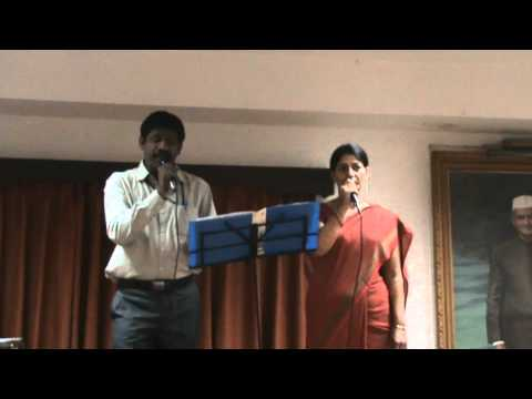 Tum to pyar ho by Suresh Aiyyer and Narinder Kaur -  Rangoli by Railway Board (Bhule Bisre Geet)