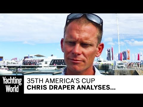 Chris Draper analyses winning formula of Emirates Team New Zealand