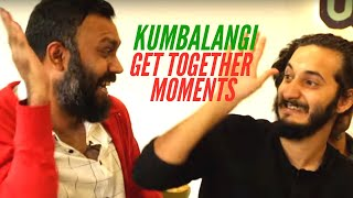 Kumbalangi Get Together | Moments