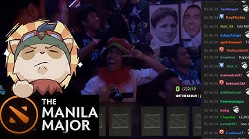 Teemo Spotted in Manila Majors + Twitch Chat Reactions