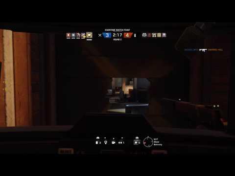 Snapshot w/Blitz - R6 Siege