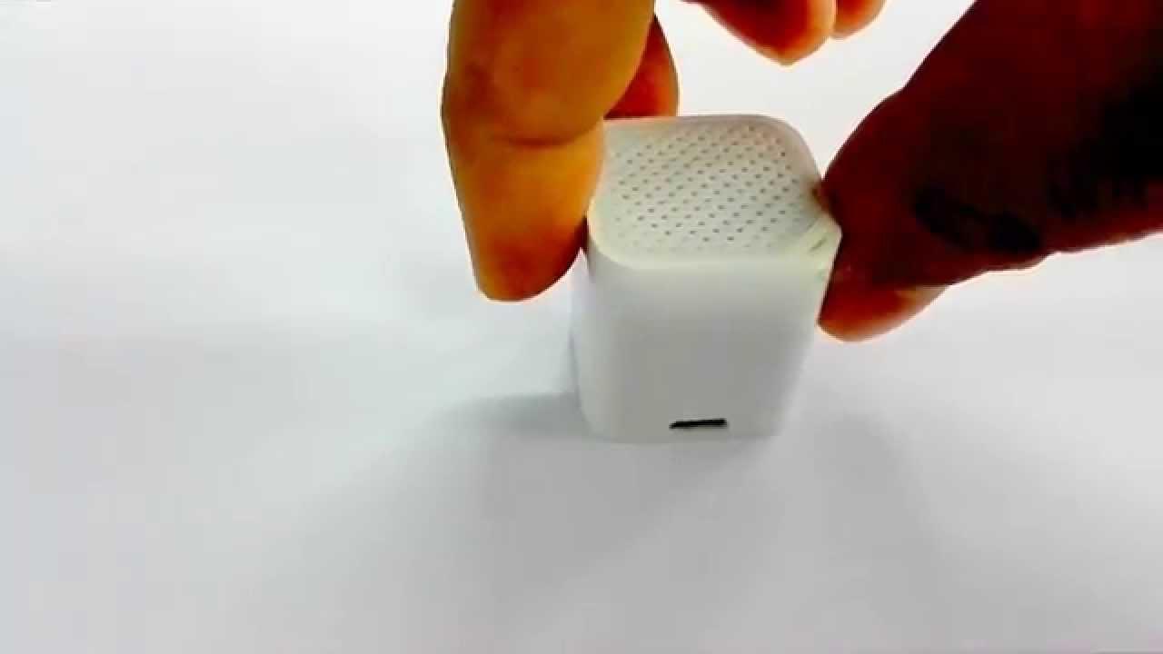 Garmor World Smallest Bluetooth Speaker 3 In 1 Shutter