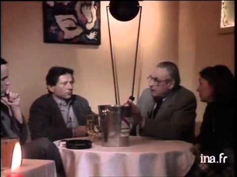 Roman Polanski et Andrzej Wajda  Archive INA