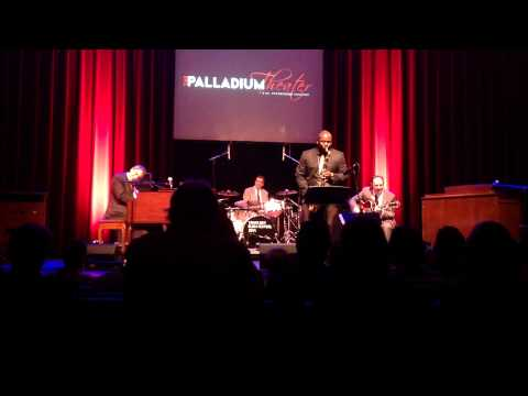 Tony Monaco live at Palladium Theatre - Part 1