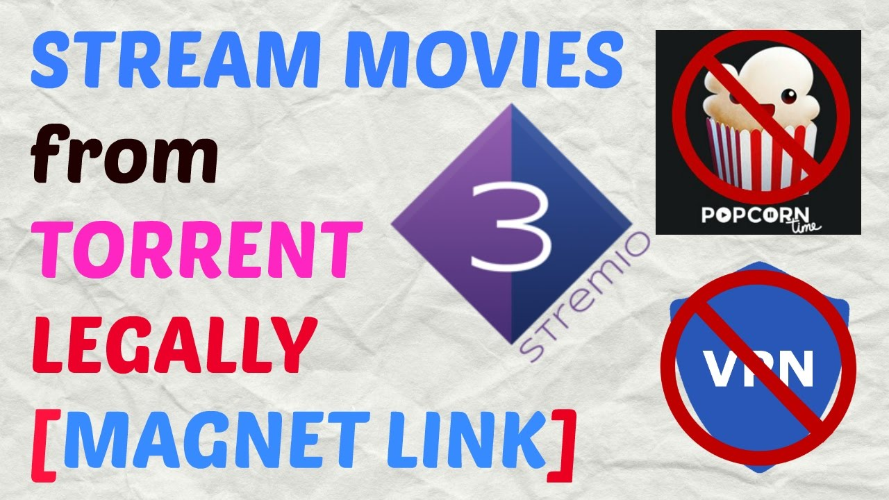Stream Movies and TV Series from TORRENT Legally   without using VPN    Stremio   2017