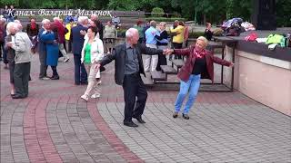КАК УПОИТЕЛЬНЫ В РОССИИ ВЕЧЕРА! Танцуем в парке! Music! Dance!