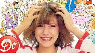 """Dorothée chante """"Hou la menteuse"""" avec Jacky (1988)"""