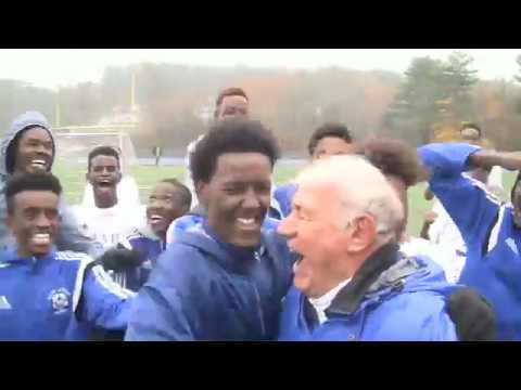 Lewiston wins State Soccer Championship
