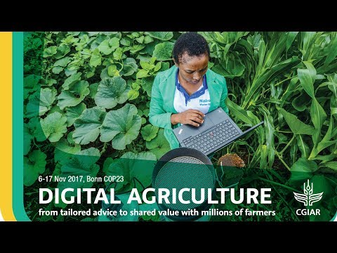 Digital agriculture from tailored advice to shared value with millions of farmers: 10 Innovations