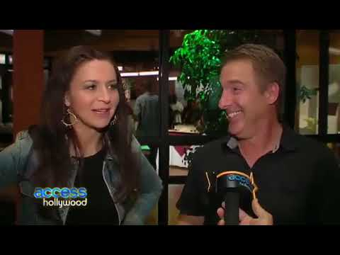Caterina Scorsone & Brian Benben On Private Practice Hitting 100 Episodes