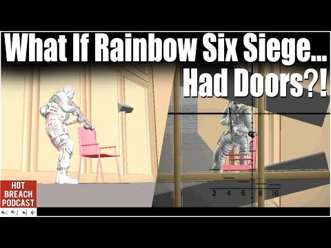 What if Siege had doors? - Hot Breach Podcast Ep.35
