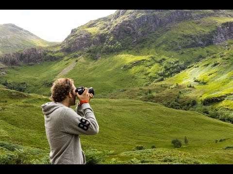 | Landscape Photography: Glencoe | Cairngorms to Glencoe to chase that sun