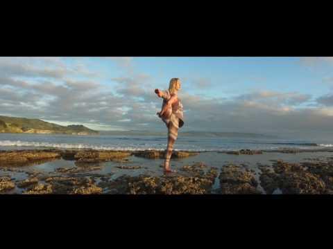Sunrise Yoga-Aerial footage shot by Shawn Royster