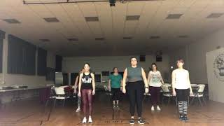 Can't Dance by Meghan Trainor dance fitness Zumba Video