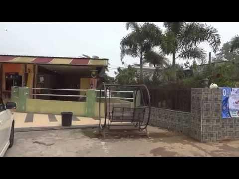 เส้นทางกลันตันไปเบตง (กริก) Kota Bharu to Grik Perak Bus Bas review