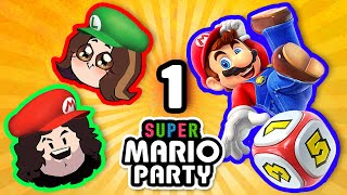 The party CONTINUES! - Super Mario Party: PART 1