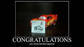 McQueen Approves Your Meme