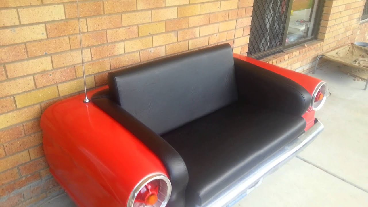 Exceptional Ford XP Car Couch In Operation   YouTube Ideas
