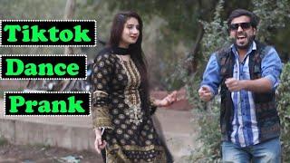 Tiktok Prank On Cute Girl | Pranks In Pakistan | Humanitarians
