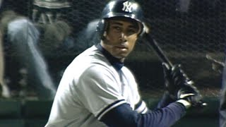 Williams' two-run homer in 1st of 1996 ALCS Game 4