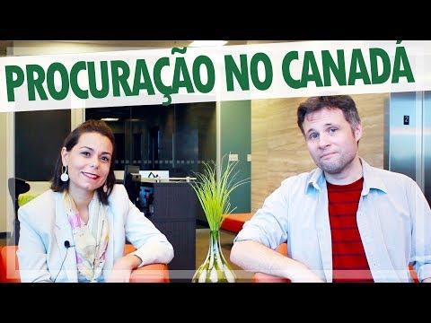 COMO FUNCIONA A PROCURAÇÃO NO CANADÁ - ACONSELHAMENTO JURÍDICO NO CANADÁ #2