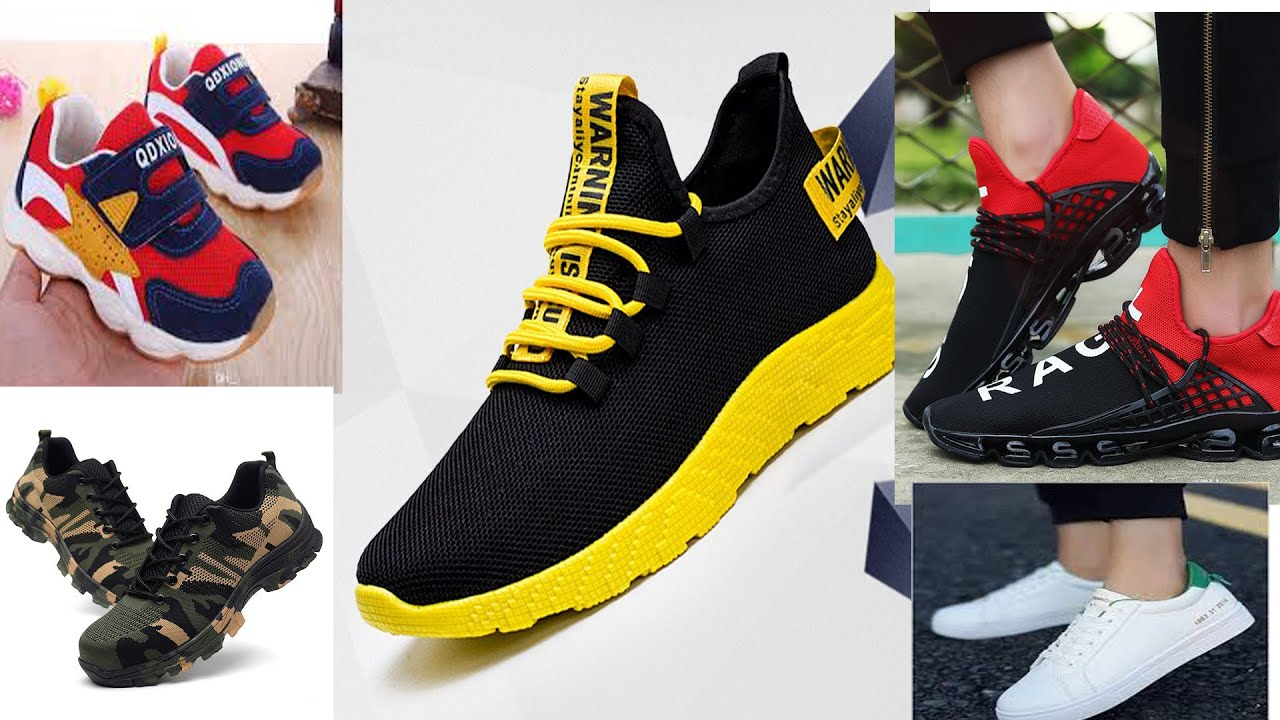 New style shoes for boys / Boys fashion