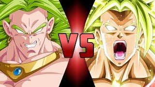 Broly VS Kale