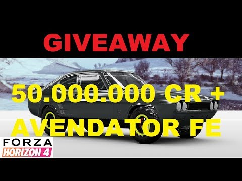 Download Forza Horizon 4 50 Super Wheelspins 100m Credits