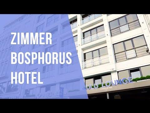 Zimmer Bosphorus Hotel | Neredekal.com