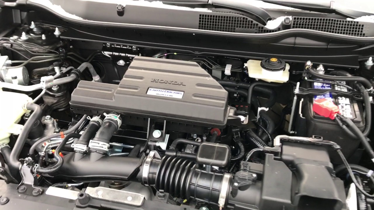 2017 Honda Cr V Turbo Engine