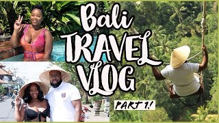 BALI TRAVEL VLOG! WELCOME TO BALI! Part 1!
