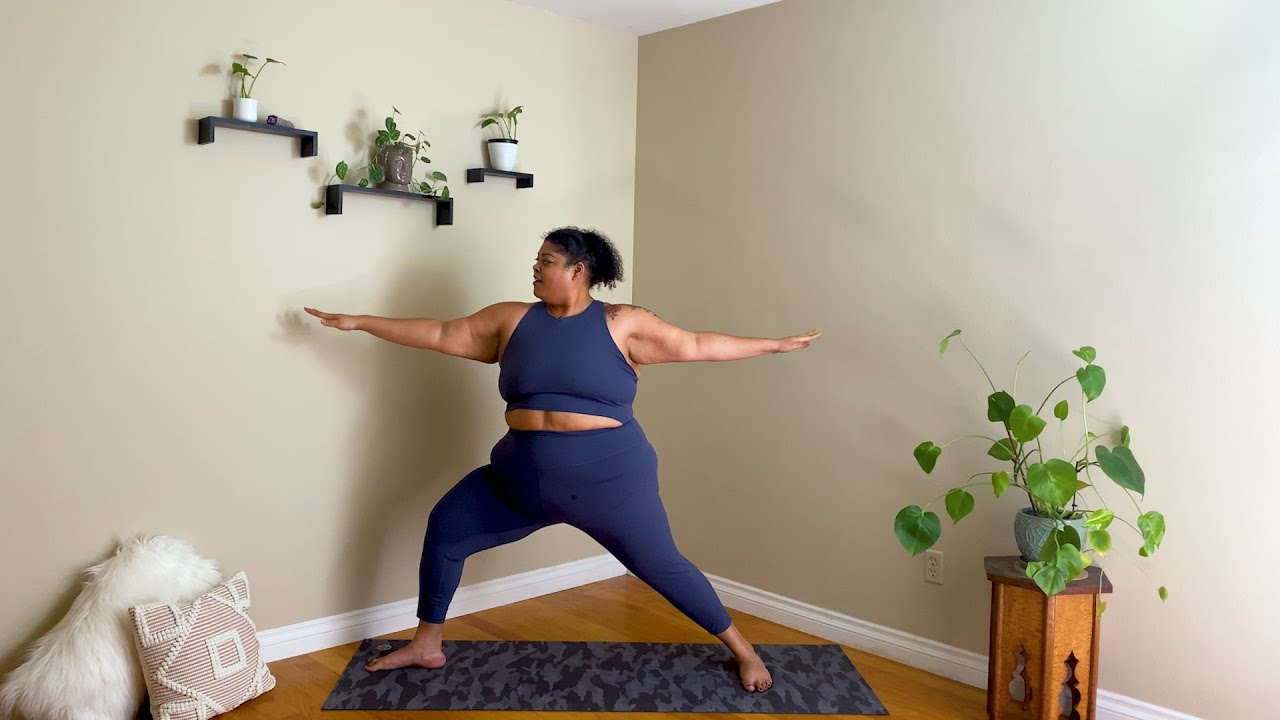 30-Minute Moving Meditation With Jessica Jade