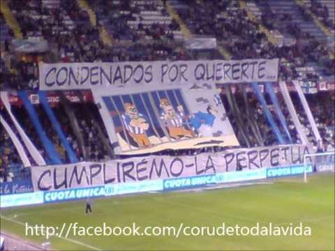 Real Club Deportivo de La Coruña - Cánticos RIAZOR BLUES