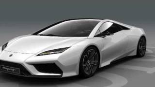 Lotus Esprit Concept 2010 Videos